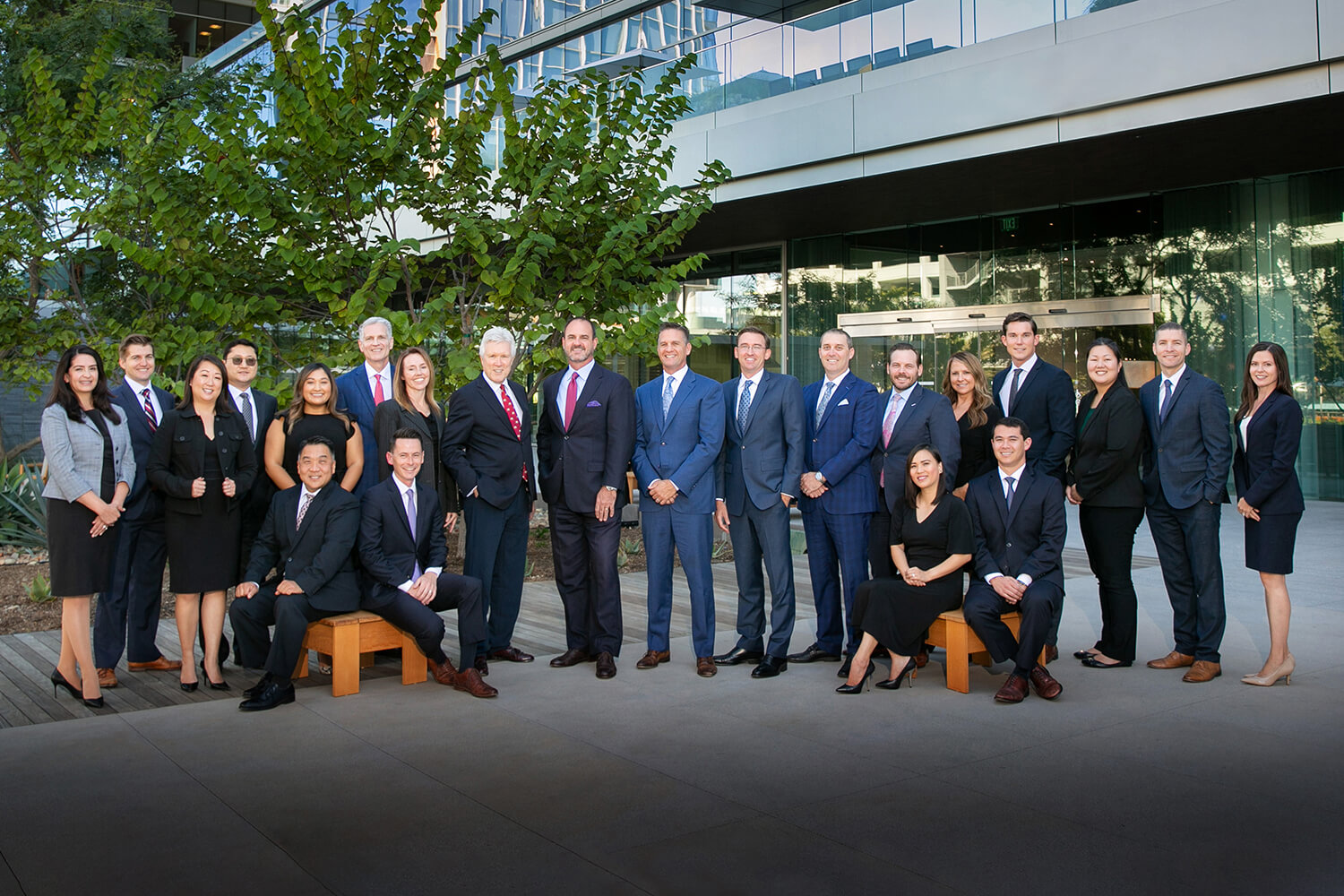 DJM Financial Wealth Management and Insurance Services team photo